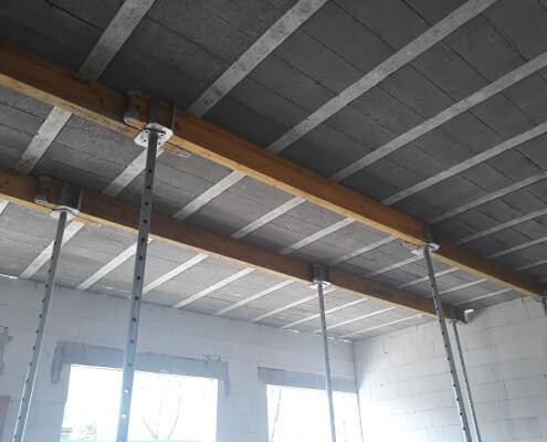 Galeria stropów