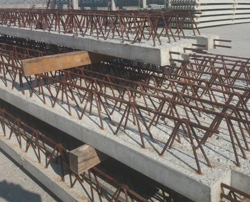 podciag prefabrykowany 495x400 Podciąg sprężony